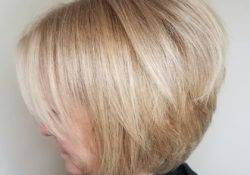 39 Blonde Bob With Voluminous Crown 50 Plus Jpg