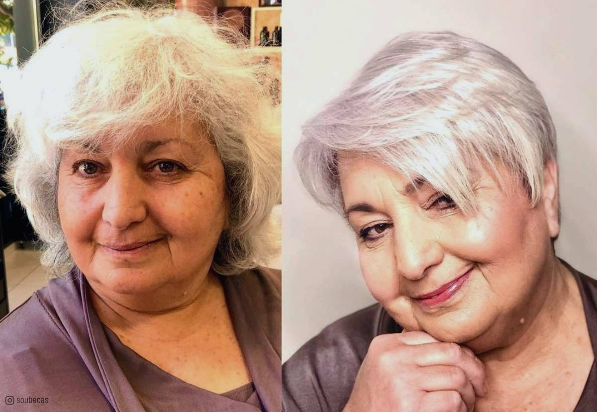 Haircuts For Women Over 60 With Round Face Shapes Jpg