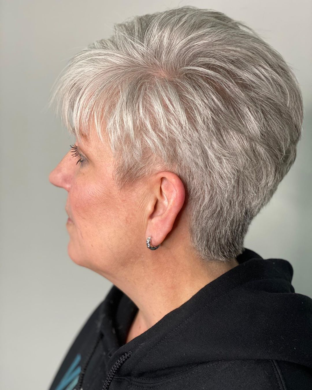 Simple Pixie Cut For 50 Year Old Woman Jpg