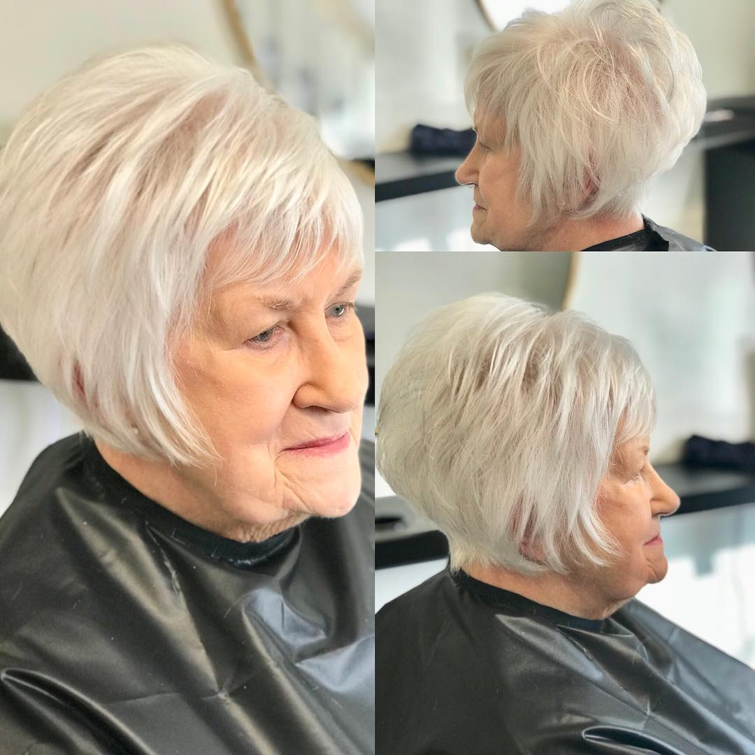 5 Short Layered Bob For 70 And Up BeXxyi7BgZ Jpg